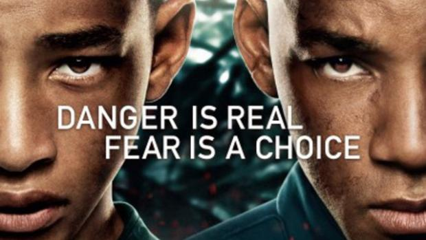 danger is real fear is a choice Fear Is Not Real (Fear Is A Choice)